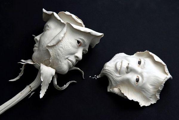 Amazing Ceramic Sculptures by Johnson Tsang
