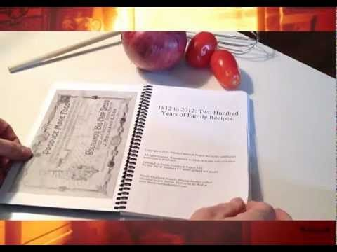 Cookbook Software - make a cookbook with our award winning recipe software