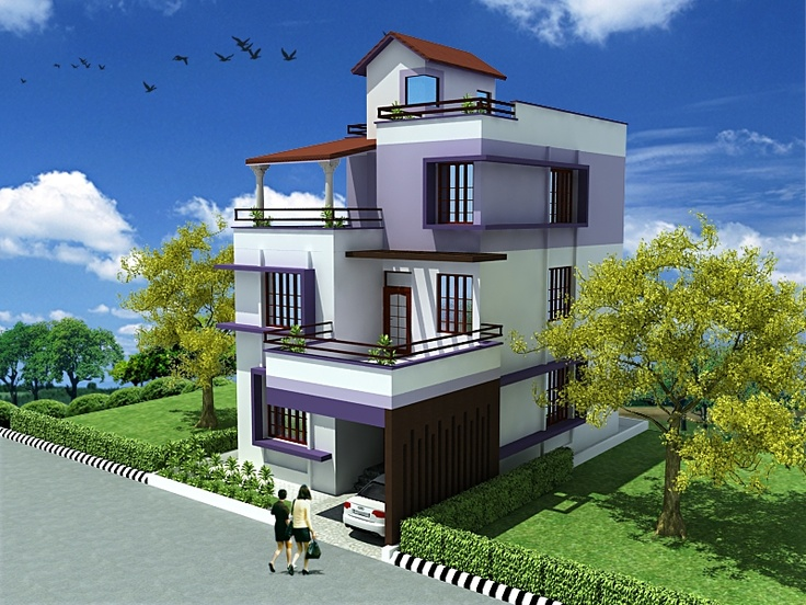 Apnaghar With Unique Concept Provides Readymade And Customized House Designs For Specific Requirement Of Residential House