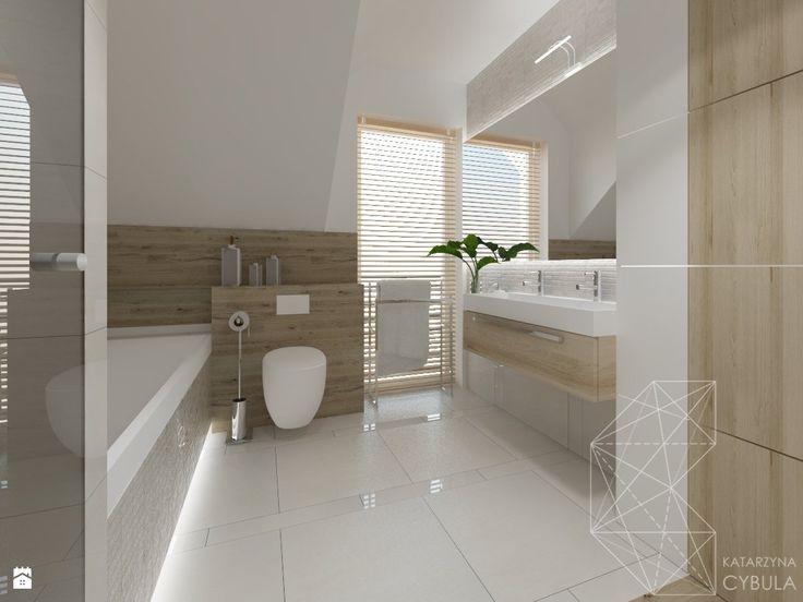 Łazienka styl Nowoczesny - zdjęcie od INNers - architektura wnętrza - Łazienka - Styl Nowoczesny - INNers - architektura wnętrza