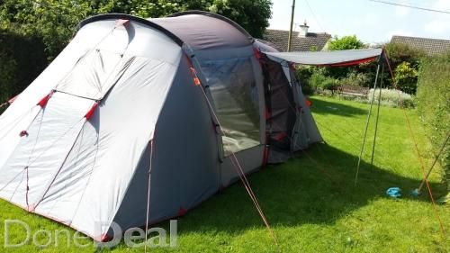 Urban Escape 4 man Tent for Sale For Sale in Meath on DoneDeal - €250