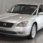 Used 2004 Nissan Altima Engine