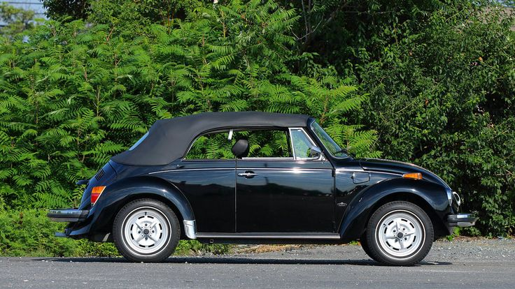 1979 VW Super Beetle Epilogue Edition Sold at Mecum Auctions, Monterey 2016…