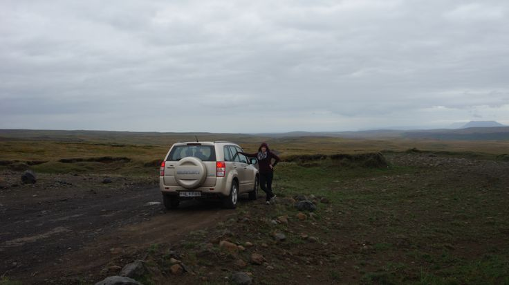 """""""Very Loose Definition of a"""" Road To Detifoss"""