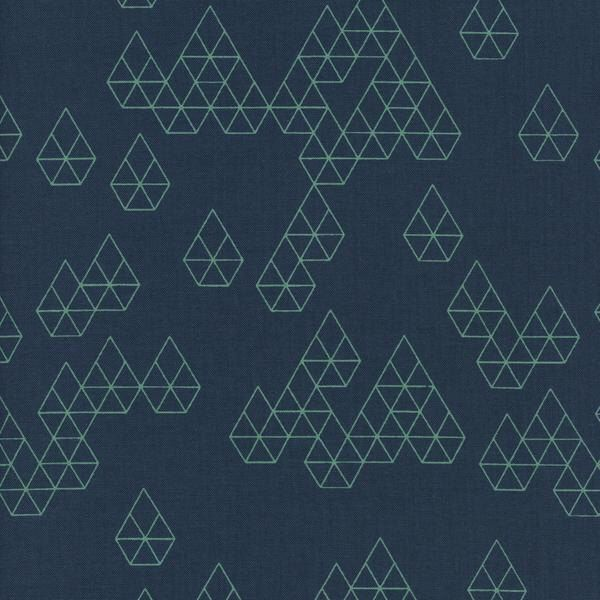 Cotton + Steel Raindrop Geo Drops Teal Navy 100% Cotton Fabric by SewYeahFabrics on Etsy https://www.etsy.com/au/listing/477487407/cotton-steel-raindrop-geo-drops-teal