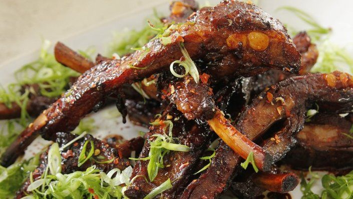 Look at this recipe - Sweet Sticky Ribs - from Siba Mtongana and other tasty dishes on Food Network.