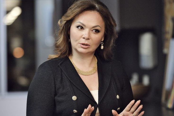 Russian lawyer Natalia Veselnitskaya reportedly lured Donald Trump Jr. and other members of his father's presidential campaign team to a meeting at....