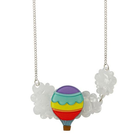 Erstwilder Limited Edition Up in the Clouds Necklace, $39.95 (AUD)