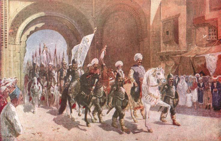 Mısırın fetihi 1517 (Yavuz Sultan Selim)