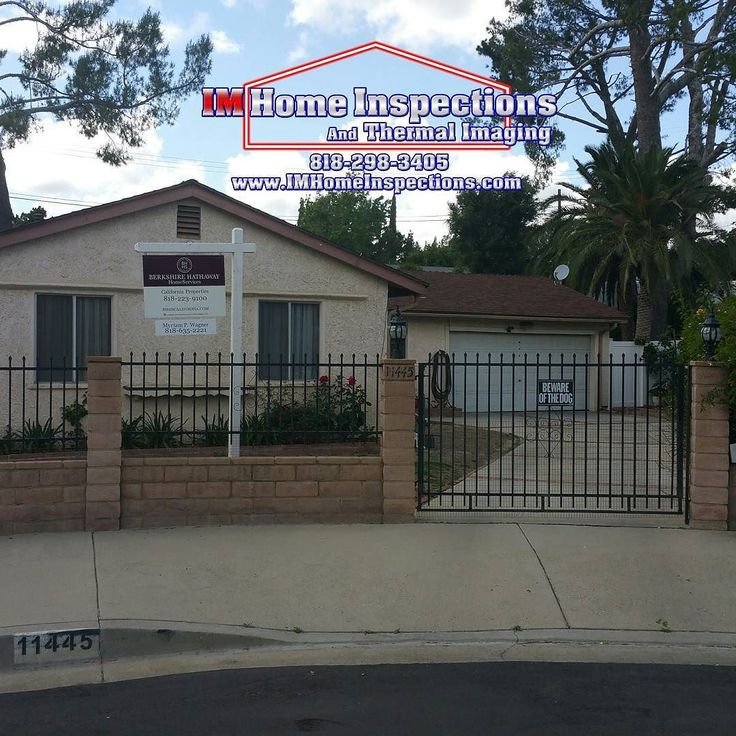 Thank you valued client and Raul Leon of Endeavor Realty for choosing IM Home Inspections for a home inspection in Granada Hills today. #RealEstate #homeinspection #homeinspector #SRAR #sanfernandovalleyrealestate #granadahillsrealestate