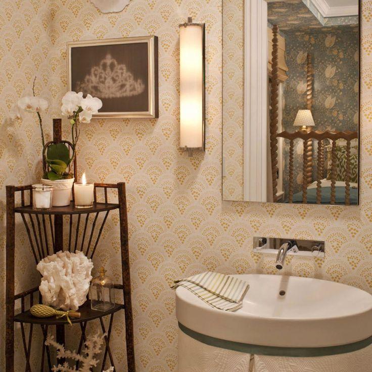 Images Of bathroom wallpaper ideas wardloghome with bathroom wallpaper decorating ideas