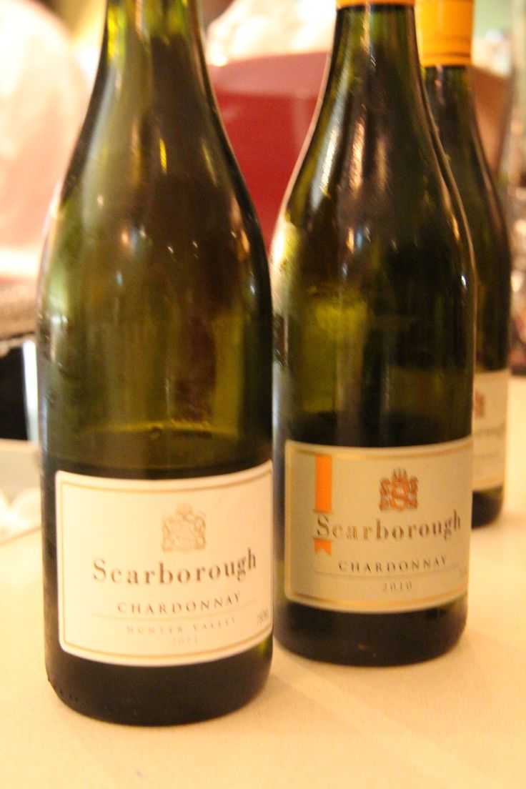 Some fabulous Hunter Valley wines from Scarborough Wine Co
