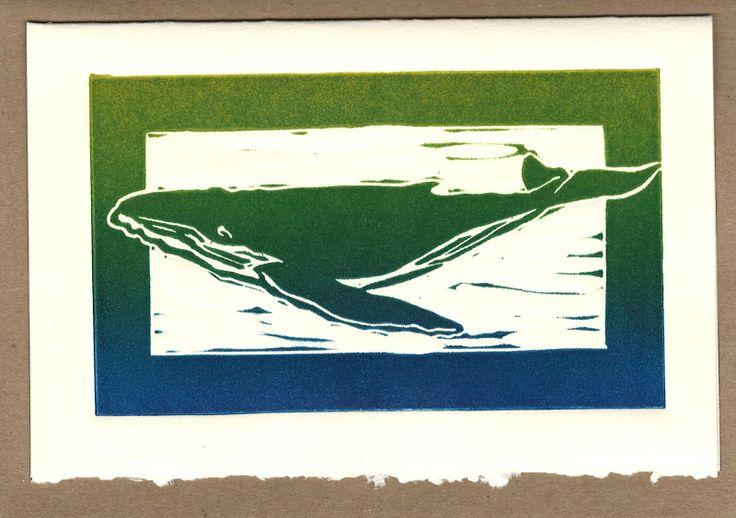 Norton's Cove Cards and Mini-Prints: Humpback