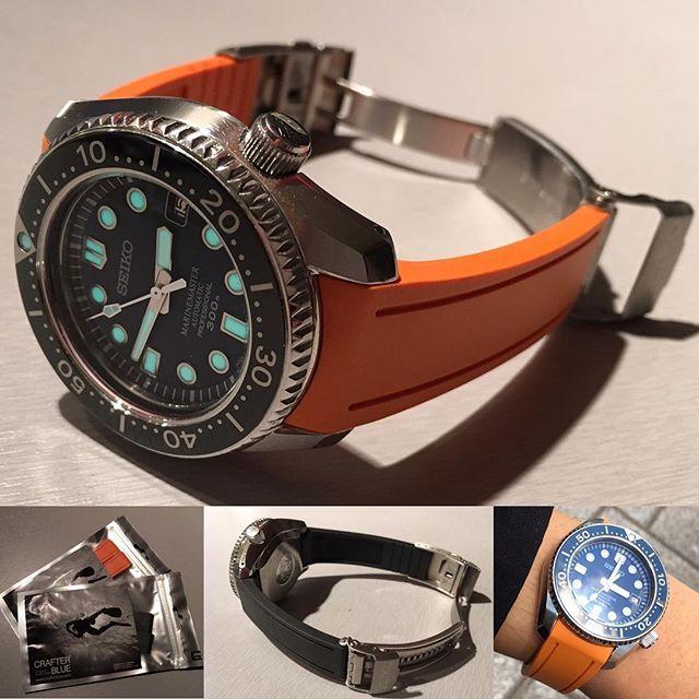 #seiko #marinemaster #sbdx001 #seikodiver #diver #diverwatch #seikomarinemaster #watchporn #wristporn #crafterblue @crafterblue