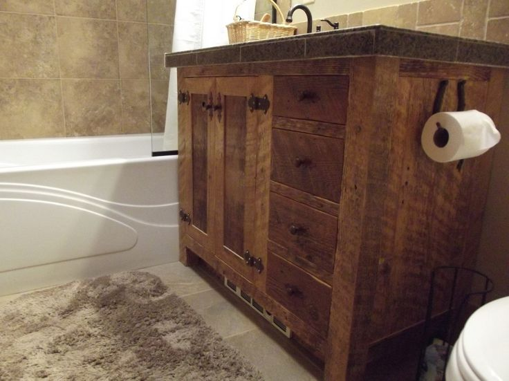 Images On Cool wooden bathroom vanities rochester furniture