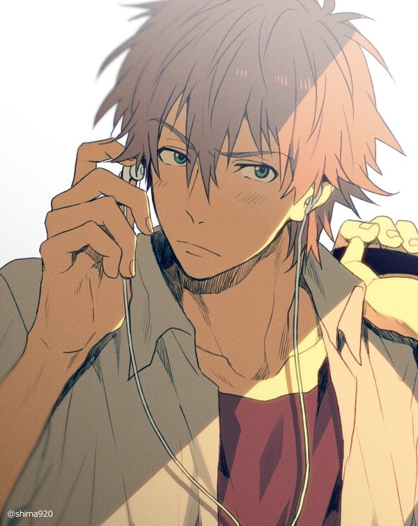 Chiaki is just a happy go lucky person. I just love how much he cares for people, and I just love his story. If you haven't seen The Girl Who Leapt Through Time you should!!!!