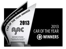 2013 Honda Accord Sedan, Car of the Year, 2013: FAMILY CAR (Under 30K)