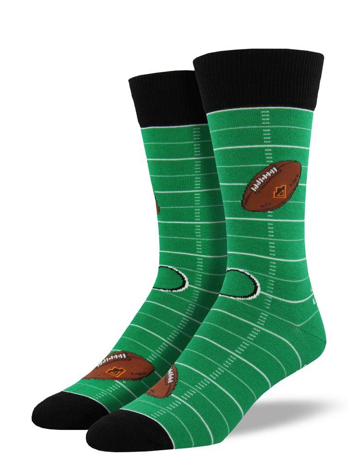 Men's Football Socks (Green)  http://ss1.us/a/eSjkF1pp