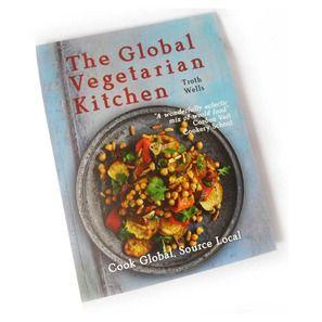 The Global Vegetarian Cookbook Soft Cover