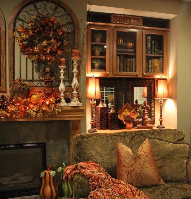 224 Best Fireplace Decorating Images On Pinterest