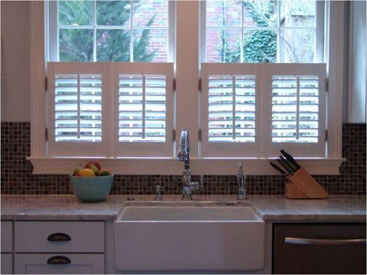 Кухонные окна закрывают жалюзи http://styldoma.ru/poleznoe/kuhonny-e-okna-zavershayut-inter-er
