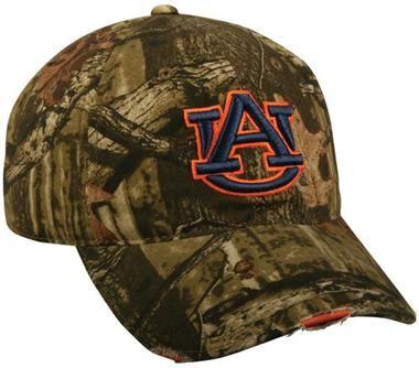 Odc Auburn Logo Moinf Cap