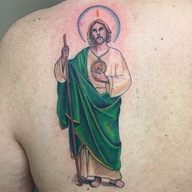 San Judas Tattoo: 40 Best Images About Saint Michael Tattoo Ideas On