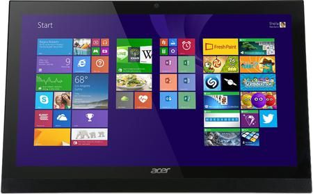 Acer Aspire Z1-623 (черный)  — 41550 руб. —  Моноблок Acer Aspire Z1 – полноценный компьютер, предназначенный для домашнего использования. Его возможностей хватит для ведения домашней бухгалтерии, веб-серфинга, хранения фото- и видеоархивов, подготовки студенческих докладов и презентаций, а также для просмотра фотографий, видеороликов, фильмов.Эргономичный дизайн. Компактный моноблок оснащен регулируемой подставкой, позволяющей выбрать наиболее удобный способ просмотра любого контента: от…