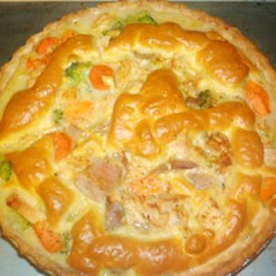 #recipe #food #cooking Chicken Pot Pie IV