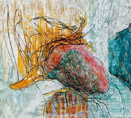 Ilka Gedo, 'Double Self Portrait', 1985, Detail 2