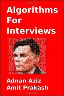 good algorithm book for interviews