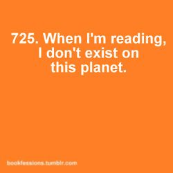 Exactly. i try to tell people that i have fantasy worlds from books.  One of them is in district 12 with katniss peeta and gale and another i live in the 20s. another in london, another at camp half blood.. and then i have one where somehow their all put together.., Maybe im the weird one, But no one ever understands... This is so me.