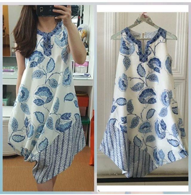 Model Baju Batik Modern Dress: 187 Best Baju Batik Images On Pinterest