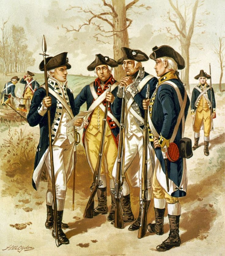 the impact of the revolutionary war in america A look at the american revolutionary war and the decisive role france played in ending the conflict in the colonists' favor.