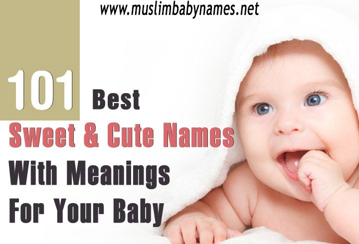 Cute Names: Our Baby Names Are Mostly From The Arabic Origin, There