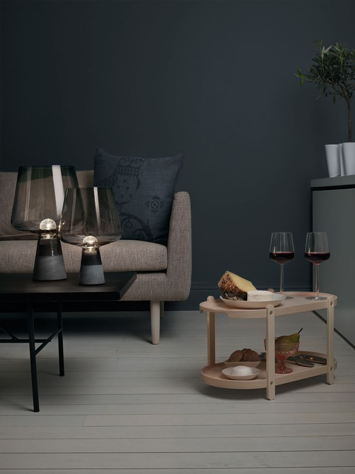 Timeless furniture accessories for the home. Iittala's 2014 interior novelties include designs that help simplify modern living; organising possessions becomes a joy rather than a chore. Autumn 2014 also sees the launch of exciting new additions to the brand's lighting range.