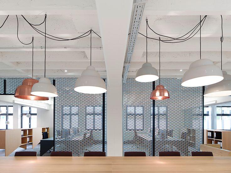 Modernes büro design  Die besten 25+ Bürodesign Ideen auf Pinterest | Arbeitsplatz ...