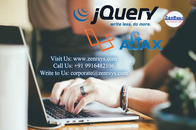 ZenRays offers the best JQuery & Ajax Training in Bangalore. We provide 100% placement assistance. Learn with Hands-On Training. Work on Live Project Write to corporate@zenrays.com Call: +919916482106 | WhatsApp: 9901220350 http://zenrays.com/jquery-ajax-training