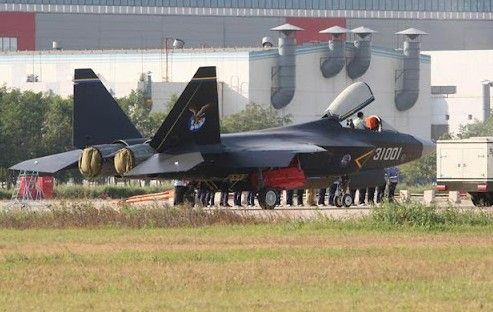 Questions Abound as China Unveils Another Stealth Jet: Fighter Jet, Stealth Fighter, Jets, Jet Fighter, Photo, Chinese