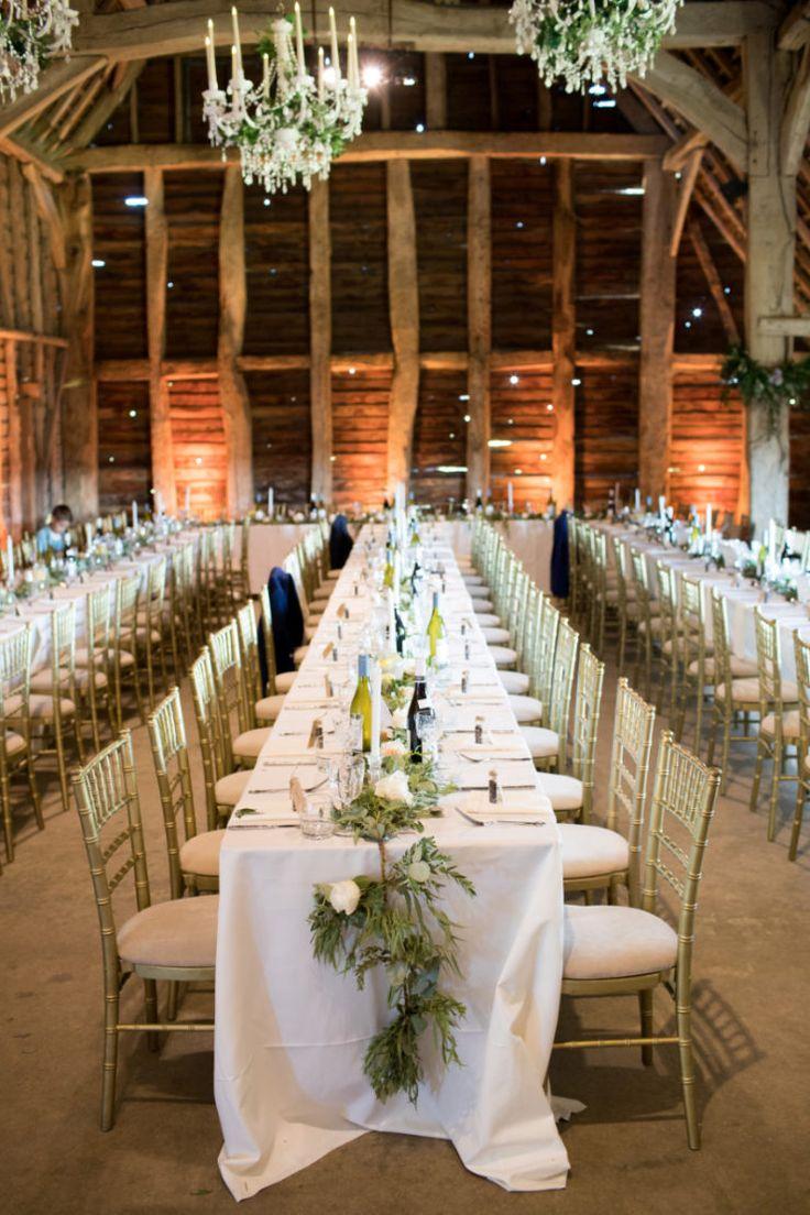 A Pretty Boho Countryside Wedding In Berkshire