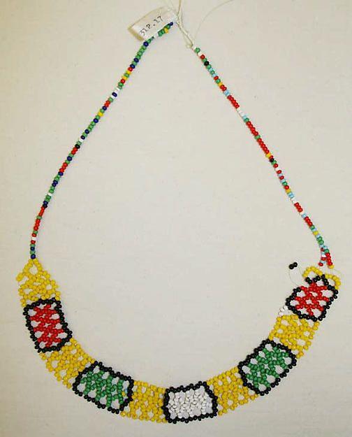 romanian necklace