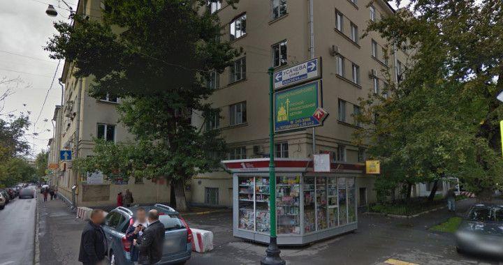 Студия пилатеса Пилатес plus у метро Спортивная, изображение: google