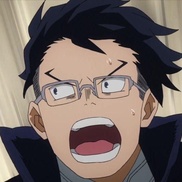 Pin By Lancelot On Bnha Screencaps Anime Boyfriend Anime Iida