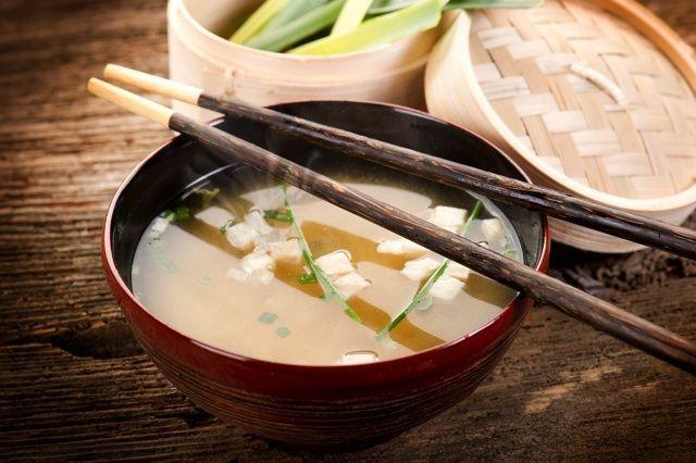 腸活に効果抜群!「ヨーグルト味噌汁」が美味しいらしい - macaroni