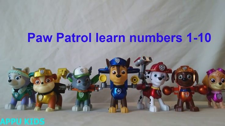 Paw Patrol full episodes: Paw patrol MiNions Banana help baby learn colors and learn numbers 1-10 https://youtu.be/oV3f4Bs1sVg