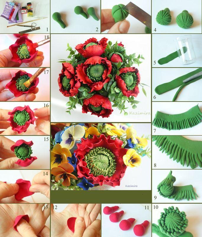 Plus De 1000 Id Es Propos De Tuto Modelage Sur Pinterest
