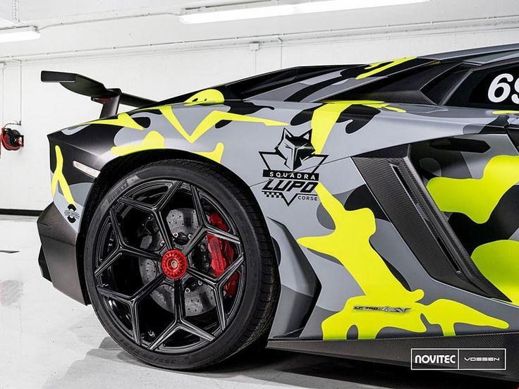 Lamborghini Aventador SV: Maskovaný a pěkně divoký býk (+video): - fotka 9