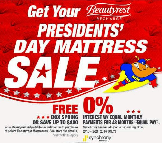 mattress sale for memorial day 2014