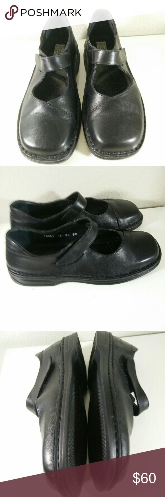 JOSEF SEIBEL Leather Mary Jane Comfort Flats Awesome shoes - extremely comfortable - in near new condition - perfect for summer... Josef Seibel Shoes Flats & Loafers