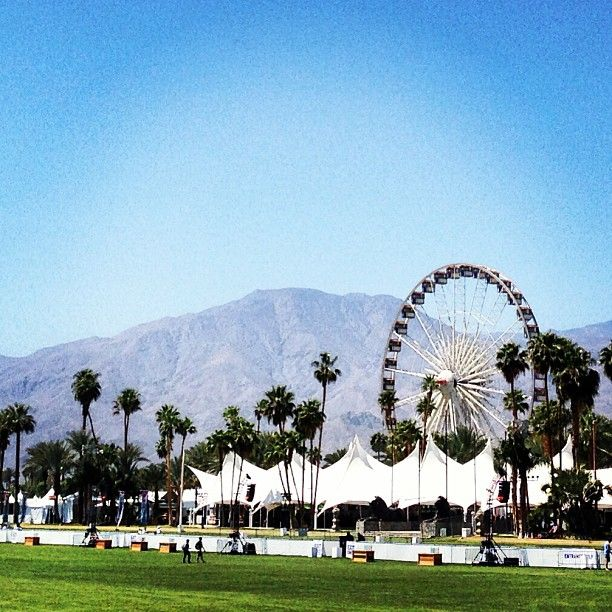 Coachella- Main Stage is a Music Venue in Los Angeles, CA, USA popular with Outdoorsmen, Music Lovers